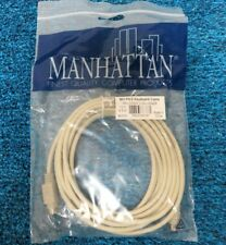 Manhattan PS/2 Keyboard Cable 15' Mini DIN 06 M/M