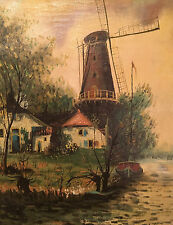 Zabehlicky Original Framed Signed Oil Highly Listed European Artist Great Price