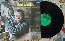 Onie Wheeler LP John's Been Shuckin' My Corn 1973 Private Pressing In Shrink M-