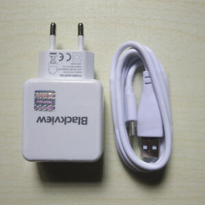 Original For Blackview BV9700 Pro Fast Charger MTK PE Power Adapter+USB-C Cable