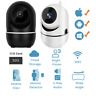 1080P Wireless Indoor WiFi Home Security Camera Baby Monitor Pet + Optional 32GB