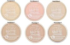 Rimmel Stay Matte Pressed Powder| Pick Your shade