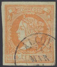 España Spain 52 1860 - 1861 Isabel II Usado