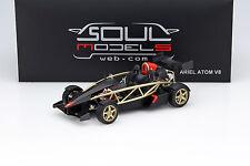 Ariel Atom V8 gold / schwarz 1:18 Soul Models