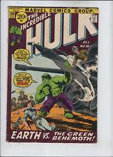 Incredible Hulk #146 fine+ to f/vf