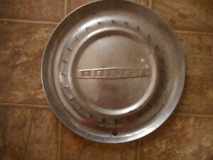 1953 Dodge Vintage Hubcap  AS IS Model Used Abused dented