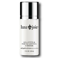 ALA Eye & Neck Lifting Crème Peptides Hyaluronic Acid Firms Lifts Face & Neck