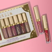 STILA Star-Studded Eight Stay All Day Liquid Lipstick Set High Quality Make Up