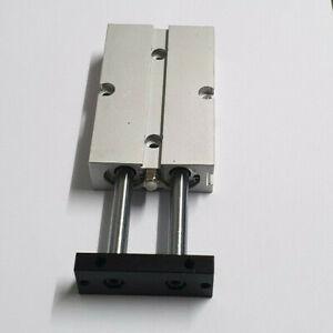 Parallelkolbenstangen Doppelzylinder Bohrung 16mm Hub 35mm