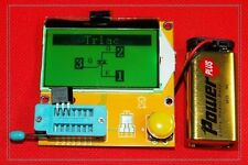 LCR-T4 graphical multi-function tester resistor + capacitor + inductance + SCR