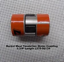 Berkel Meat Tenderizer Motor Coupling 1-3/4: Length Part # 2375-00134 Check Long