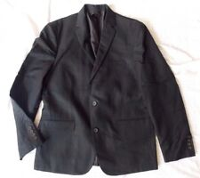 Men's Marc Anthony Slim-Fit Black Suit Jacket Size Medium