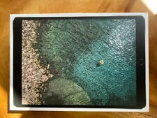 """Apple iPad Pro (2nd Gen) 10.5"""" A1701 64 GB Wi-Fi Grey With Touch ID LCD Crack"""