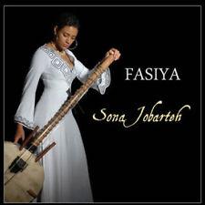 FASIYA - Sona Jobarteh - CD - 2011 West African Guild Records