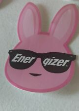 New Rare Pink Energizer promotional BUNNY Scrapbooking Sexy Sticker rabbit
