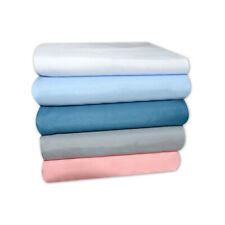 Cheapest Fitted Bed Sheet Pink Double King Size Extra Deep 25cm 100% Poly Cotton