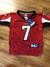 New listing Michael Vick-Atlanta Falcons Boys/Youth Jersey-Red Size Small 4-NWT-Reebok