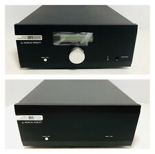 Musical Fidelity DIGITAL Preamplifier M1SDAC And Power Amplifier M1PWR