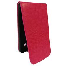 ^ MARBLED FLEXI Klapp Tasche Hülle Schutz Cover Case Samsung Galaxy J5 2016 Pink