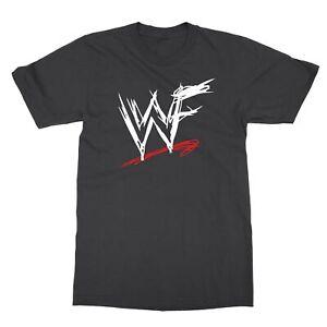 World Wrestling Federation Logo Wrestling WWF Men's T-Shirt