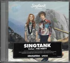 CD 11 TITRES SINGTANK IN WONDER INCLUS THE PARTY NEUF SCELLE FRENCH STICKER 2012