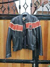 Harley davidson leather jacket medium