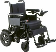 "Folding Electric Wheelchair 20"" Wide Seat Cirrus Plus EC  Power Chair Drive"