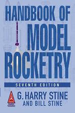 Handbook of Model Rocketry, Acceptable, Stine, Bill, Stine, G. Harry, Book