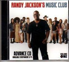 (CJ473) Randy Jackson's Music Club - 2008 DJ CD
