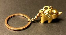 Elephant Keychain Bama Football Tuscaloosa Pet Key Chain