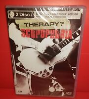 DVD + CD THERAPY? - SCOPOPHOBIA  - NUOVO NEW