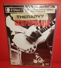 DVD + CD THERAPY? - SCOPOPHOBIA  - NUOVO NEW