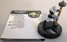 FOOT SOLDIER HAMMER 012 Teenage Mutant Ninja Turtles 4 Unplugged IV HeroClix