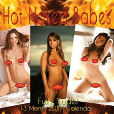 Hot Naked Babes Wall Calendar