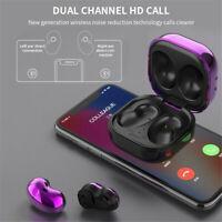 TWS Bluetooth 5.0 Kopfhörer In-Ear Mikrofon Kabellos Mini für iPhone / Samsung