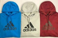 Men's Big & Tall adidas Climawarm Waffle Mesh Pullover Hoodie