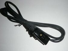 Power Cord for Sears Waffle Bake Iron Model 632 64650 (2pin 6ft) 632.64650