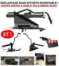Indispensable Ancre a Sable 4X4 6T 4X4 HDJ PATROL LAND JEEP PAJERO HUMM