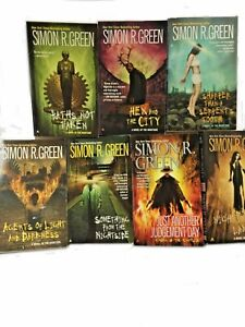 SIMON R. GREEN, 7 pbs, Hex and the City, Sharper than a Serpent's Tooth...