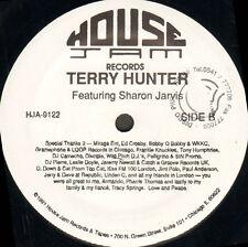 Terry Hunter - New EP - Ft Sharon Jarvis - House Jam Usos - HJA-9122
