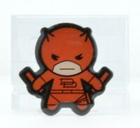 Marvel Collectible 1-Inch Kawaii Style Metal Lapel Pin - Daredevil