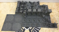 Kingdom Death Monster 3D Printed Terrain Set + Survivor tokens