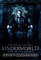 UNDERWORLD 3 RISE OF LYCANS 11x17 PROMO MOVIE POSTER