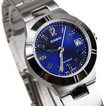 Casio Women's Analog Quartz Stainless Steel Watch LTP1241D-2A2