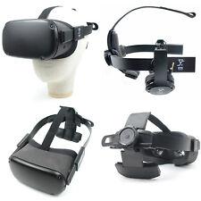 Für Oculus Quest VR-Brille Headset Stirnband Kopfbügel Verstellbar Ersatz Schwar