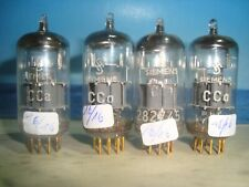 CCa Siemens ( E88CC , 6DJ8 , ECC88 , 6922 ) # MATCHED QUAD # NEAR NOS # (1379)