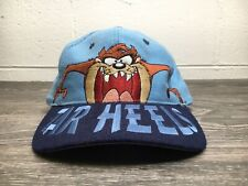 Taz Snapback 90s Tar Heels Looney Tunes X North Carolina Hat 1993 College Jordan