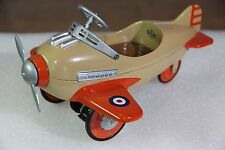 Hallmark Kiddie Car Classics 1941 Spitfire Airplane (1994) # 12,383 of 19,500