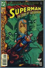 "Superman: Man of Tomorrow #15 1999 ""Day of Judgment"" Last Issue Ryan Sook DC"