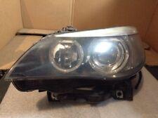 2004-2007 BMW 5-Series E60 Left Xenon HID AFS Headlight Lamp OEM #A258